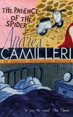 Vente Livre Numérique : Patience of the Spider  - Andrea Camilleri