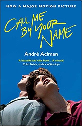 CALL ME BY YOUR NAME - FILM TIE-IN