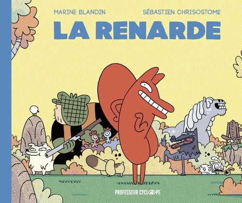 La Renarde (Tome 1)  - La Renarde