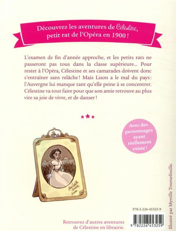 Célestine, petit rat de l'Opéra T.11 ; la leçon de danse