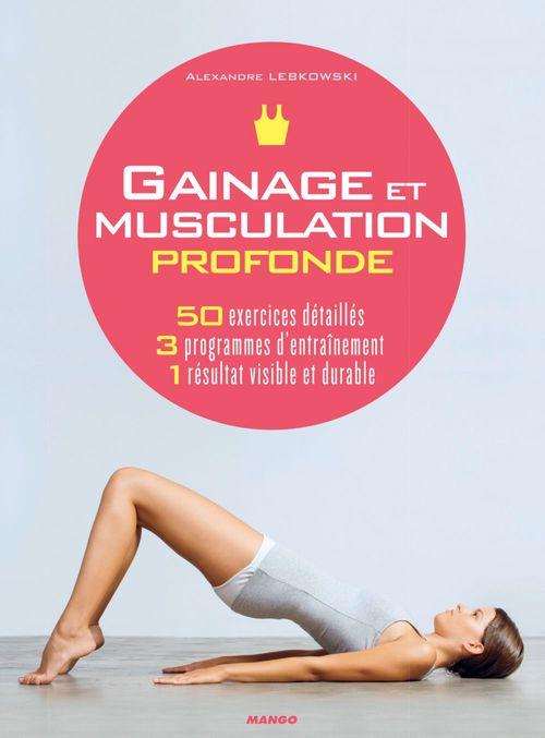 Gainage et musculation profonde