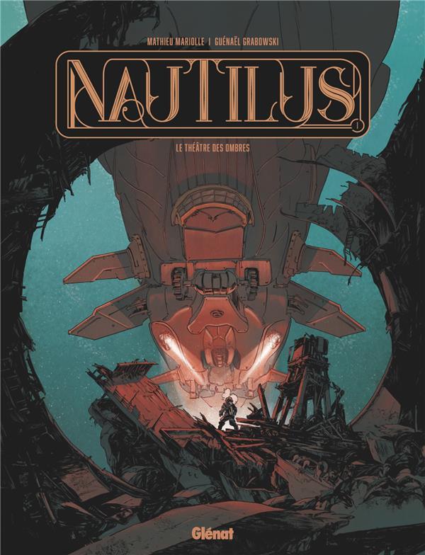 Nautilus t.1 ; le théâtre des ombres