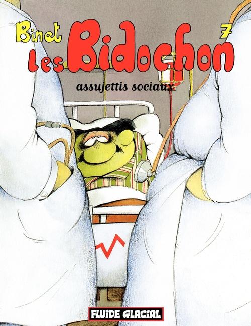 Les Bidochon (Tome 7) - Assujettis sociaux