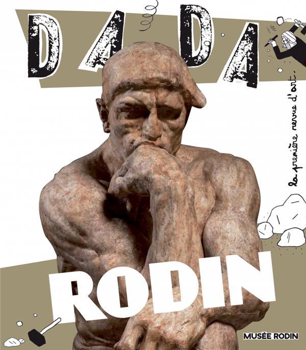 Revue dada n.165 ; rodin