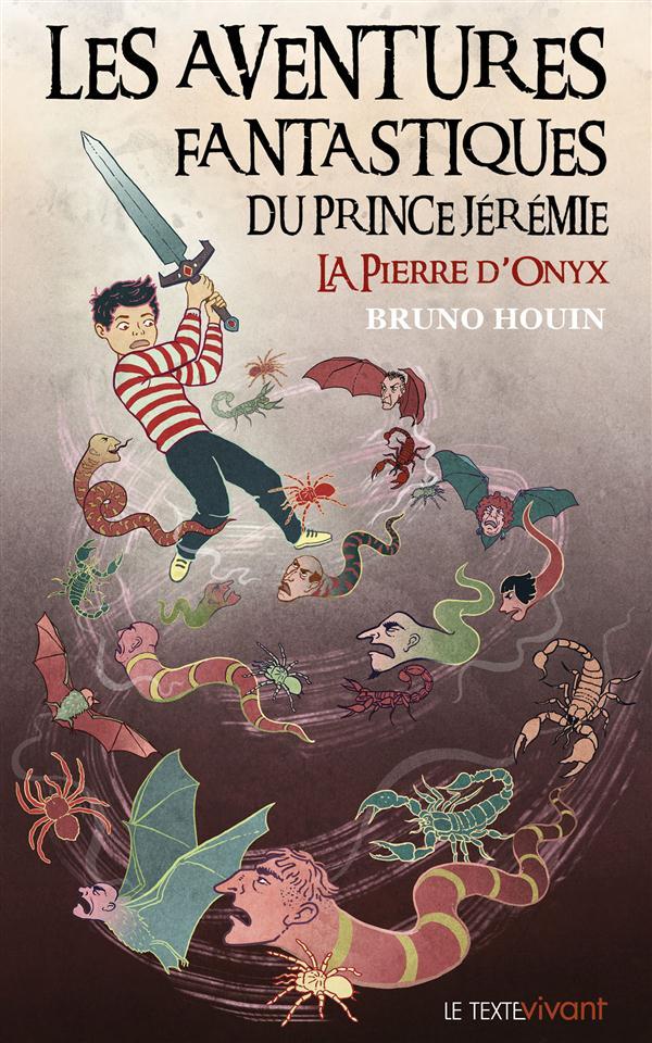Les aventures fantastiques du prince Jérémie t.1 ; la pierre d'Onyx