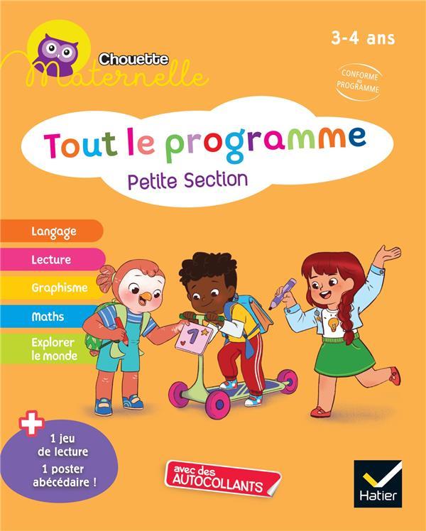 Chouette maternelle ; tout le programme ; PS