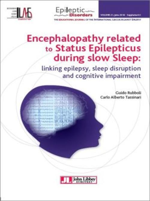 Encephalopathy related to status epilepticus during slow sleep : linking epilepsy, sleep disruption and cognitive impairment