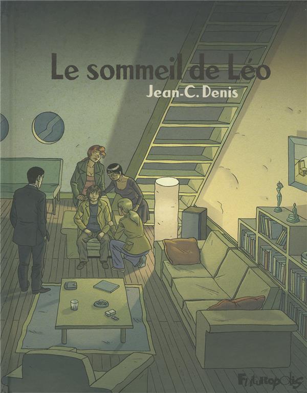 DENIS JEAN-C. - LE SOMMEIL DE LEO