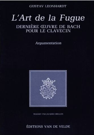 Leonhardt L'Art De La Fugue