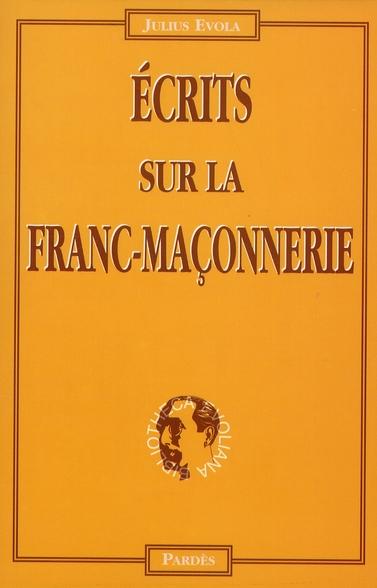 Ecrits Sur Franc-Maconnerie