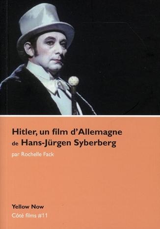 Hitler,un film d'Allemagne de Hans Jürgen Syberberg-