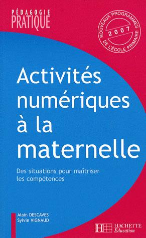 Activites Numeriques A La Maternelle