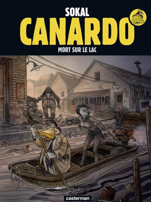 Canardo T.23 ; mort sur le lac
