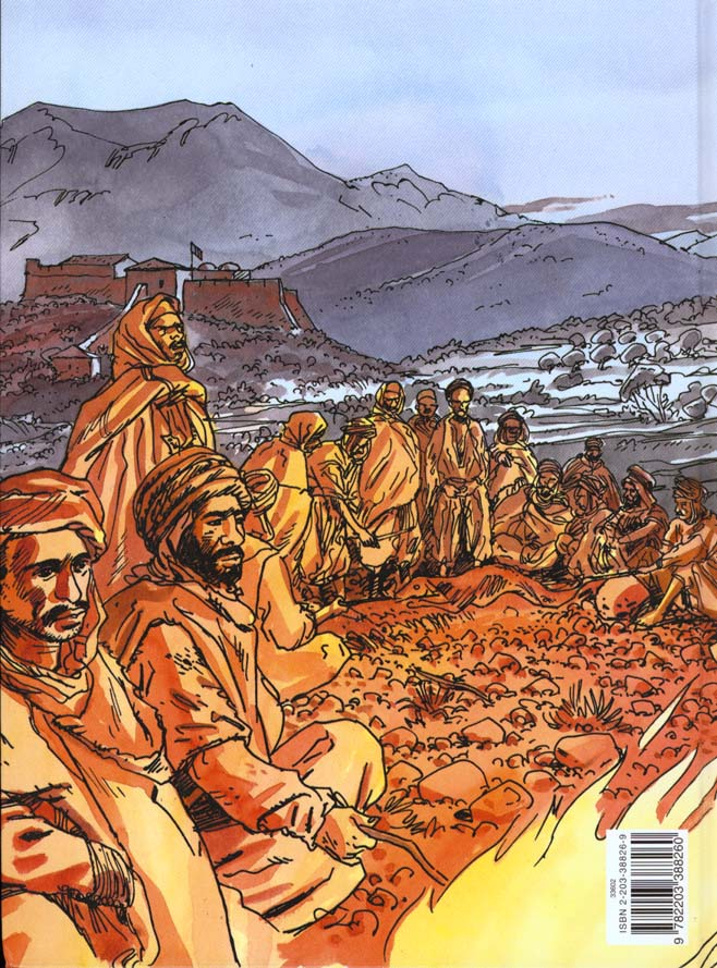 Carnets d'Orient T.2 ; l'année de feu