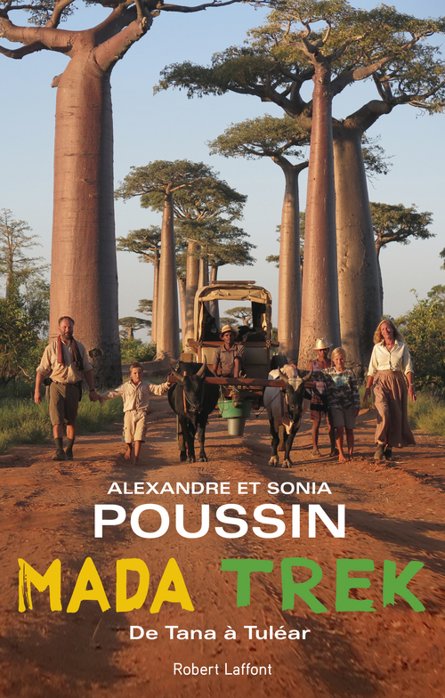 Mada trek ; de Tana à Tuléar
