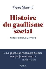 Vente EBooks : Histoire du gaullisme social  - Pierre Manenti