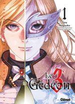 Vente EBooks : Le Troisième Gédéon - Tome 01  - Taro Nogizaka