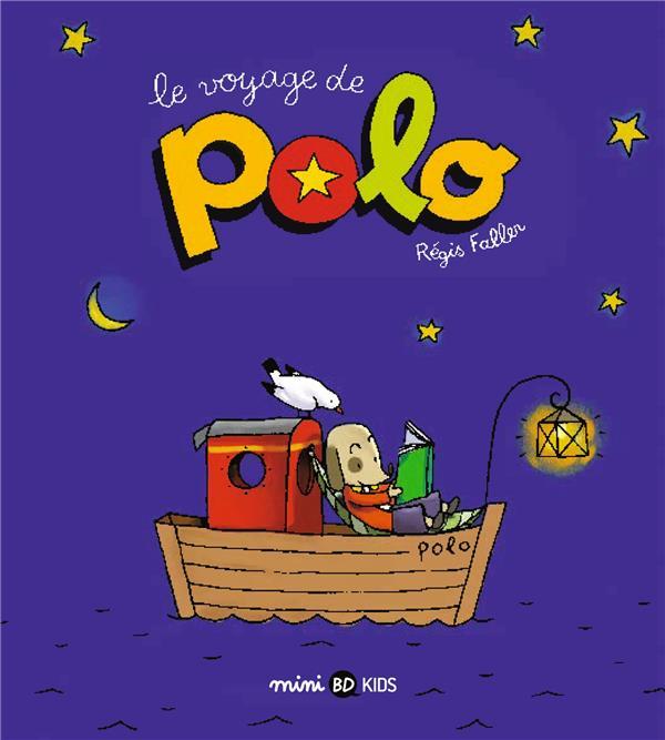 POLO  -  LE VOYAGE DE POLO