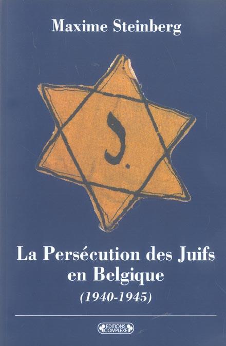 Persecution des juifs belgique