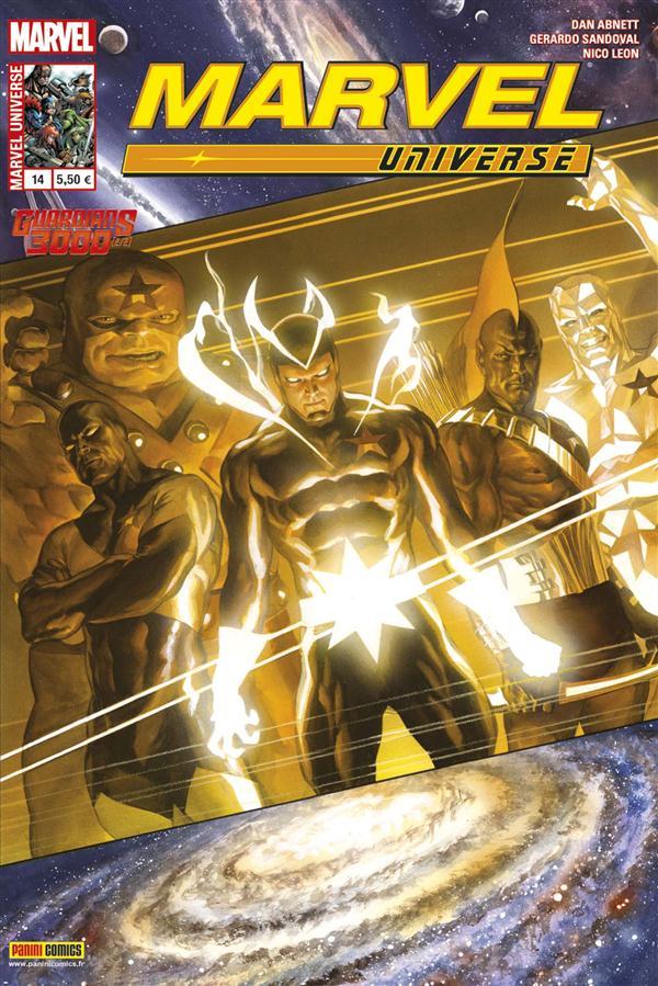 marvel universe 2013 14 : guardians 3000 2/2