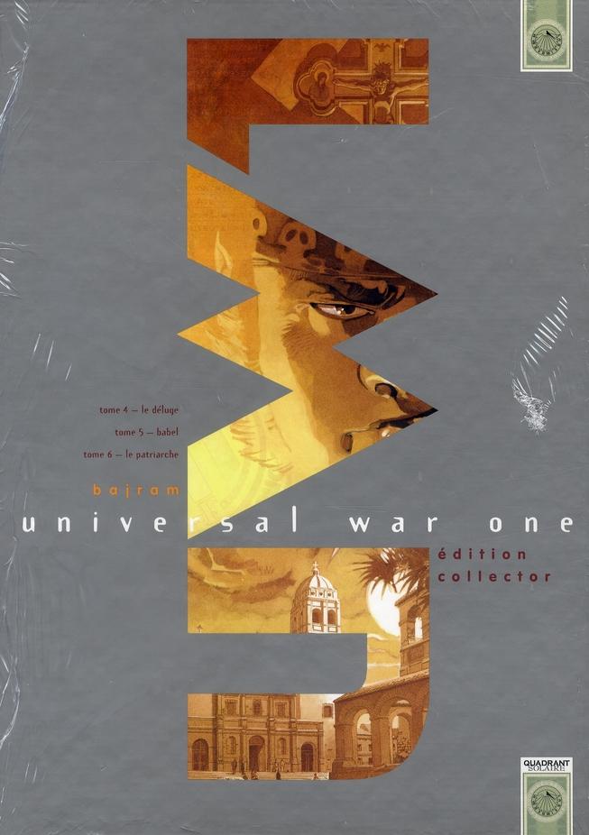 Universal war one ; coffret t.4 à t.6