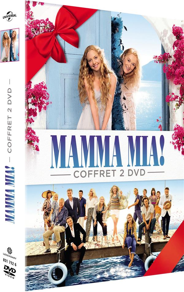 Mamma Mia! + Mamma Mia! Here We Go Again