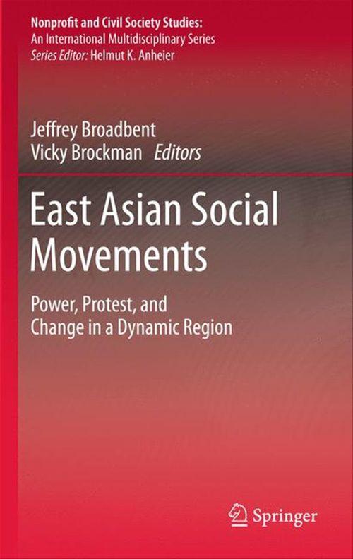 East Asian Social Movements
