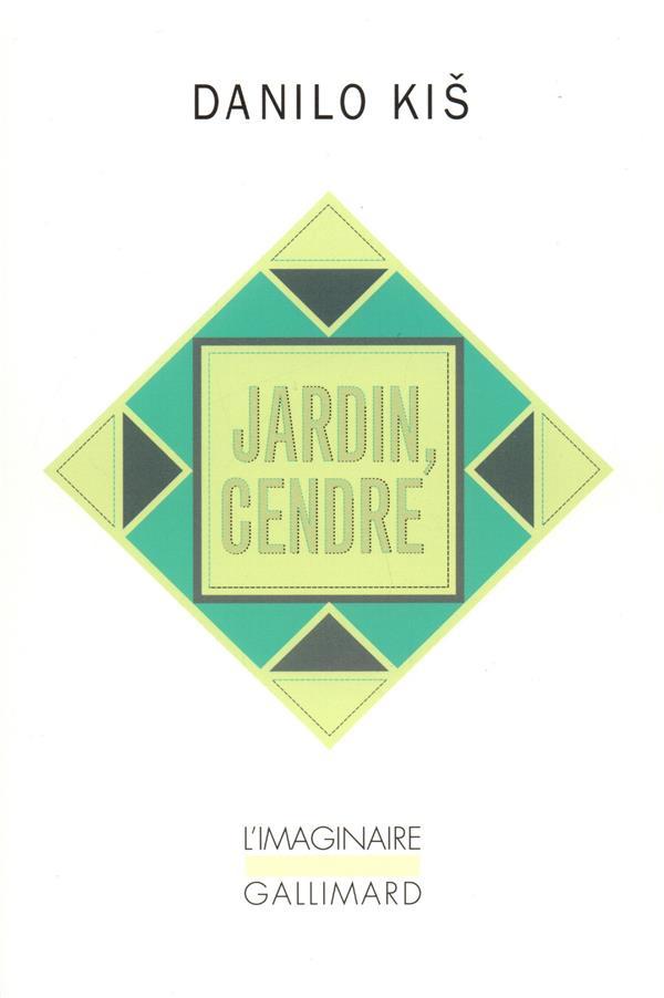 JARDIN, CENDRE