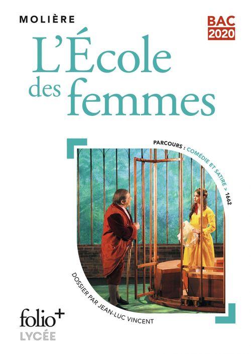 L'école des femmes, de Molière