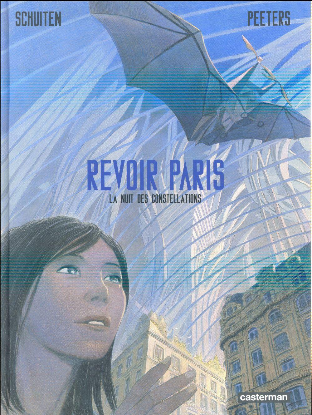 revoir Paris t.2 ; la nuit des constellations