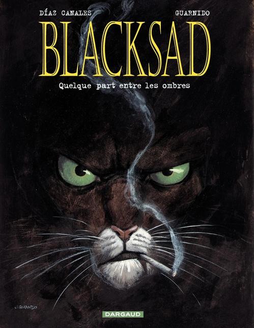 Blacksad T.1 ; quelquepart entre les ombres