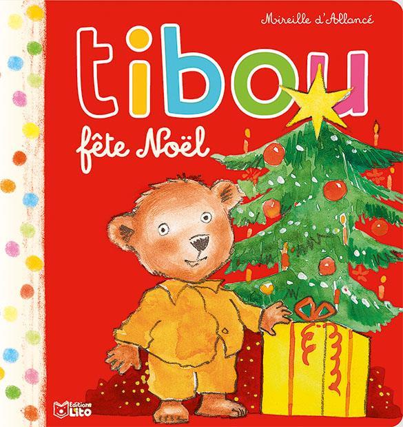 Tibou fête Noël