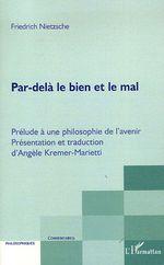 Vente Livre Numérique : Par-delà le bien et le mal  - Friedrich Nietzsche