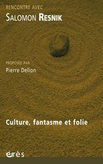 Vente EBooks : Salomon Resnik  - Pierre DELION - SALOMON RESNIK
