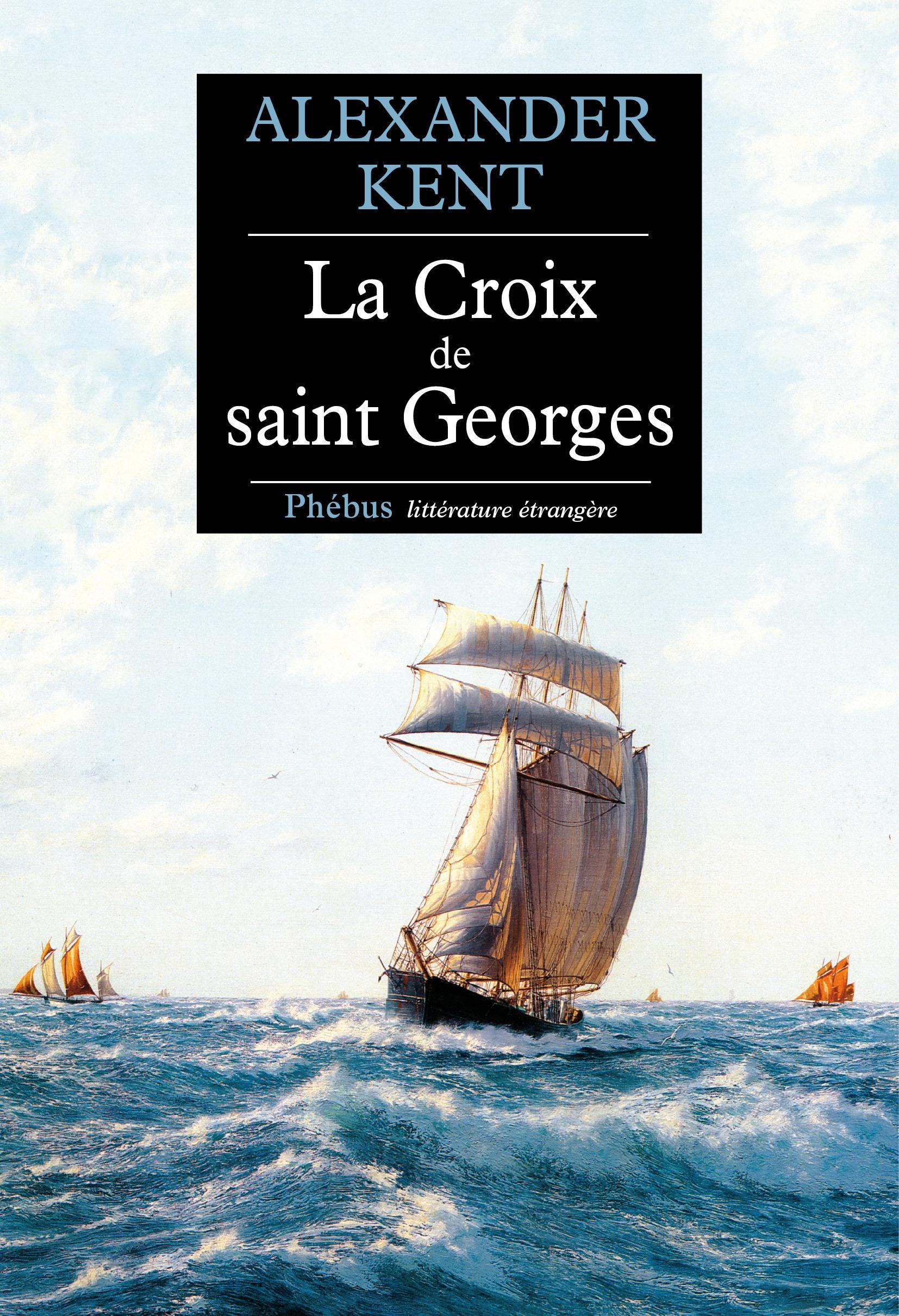 La croix de Saint-Georges