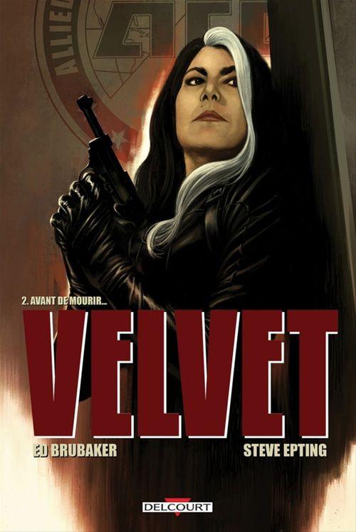 Velvet T.2 ; avant de mourir...