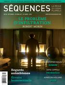 Séquences : la revue de cinéma. No. 310, Octobre 2017