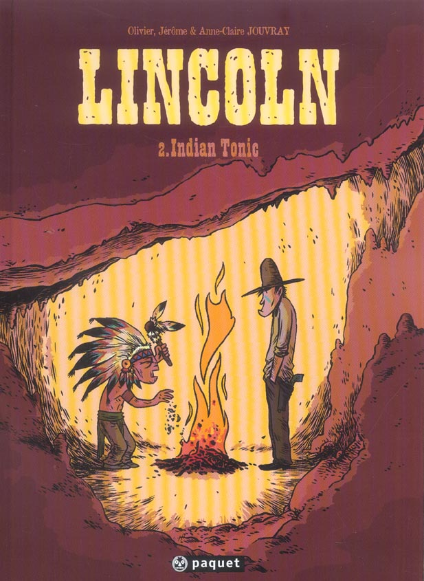 Lincoln t.2 ; indian tonic