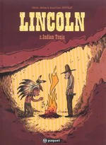 Couverture de Lincoln T2 - Indian Tonic