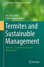 Termites and Sustainable Management  - Md. Aslam Khan - Wasim Ahmad