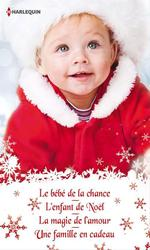 Vente Livre Numérique : Quatre romances pour Noël  - Lucy Monroe - Jennifer Taylor - Rebecca Winters - Meredith Webber