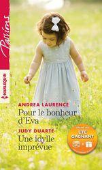 Vente Livre Numérique : Pour le bonheur d'Eva - Une idylle imprévue  - Judy Duarte - Andrea Laurence