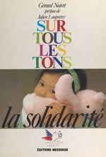 Vente Livre Numérique : Sur tous les tons, la solidarité : Secours populaire français  - Gérard Noiret