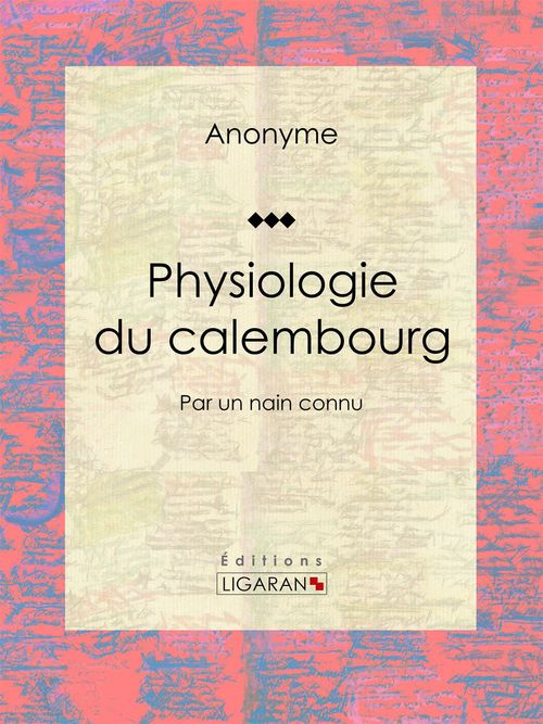 Physiologie du calembourg