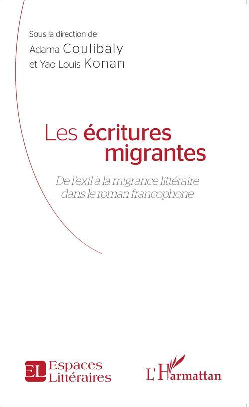 Les écritures migrantes