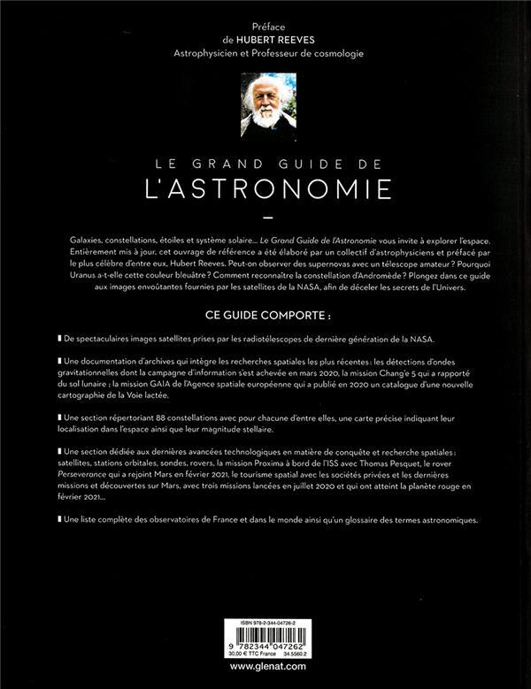 le grand guide de l'astronomie (6e édition)