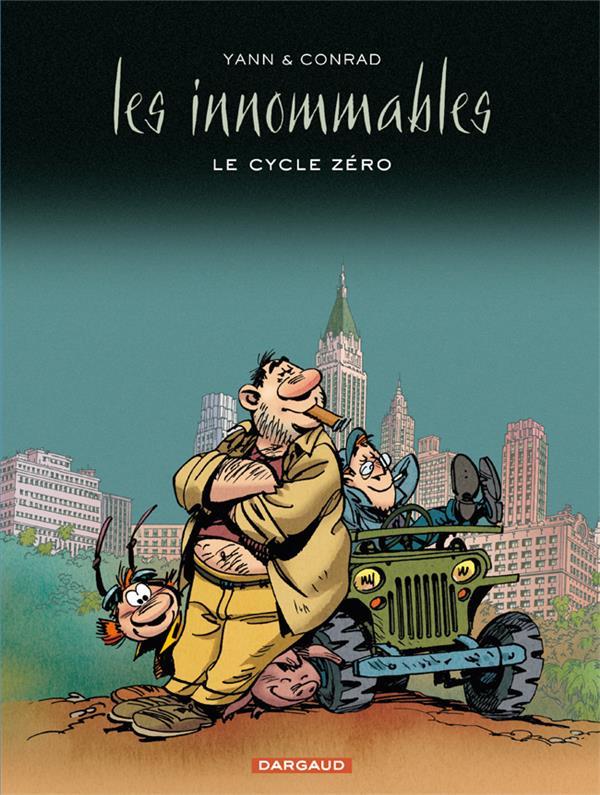 Les Innommables ; INTEGRALE ; le cycle zéro