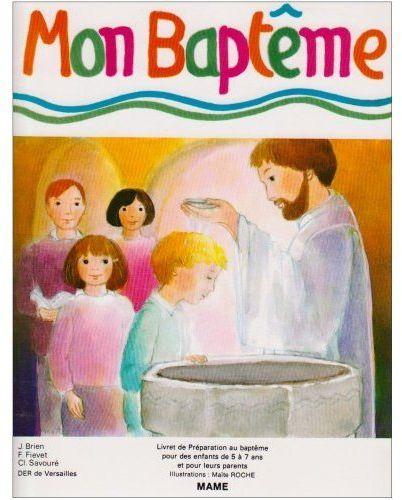 Mon baptême