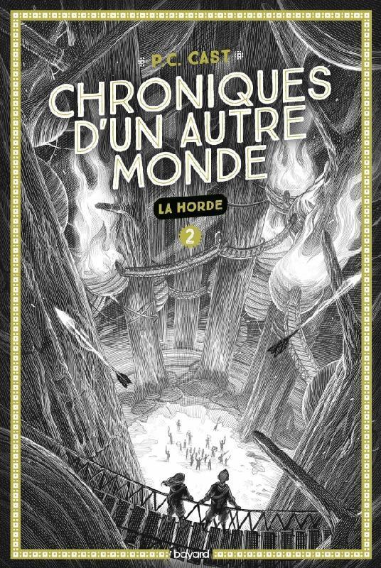 Chroniques d'un autre monde t.2 ; la horde