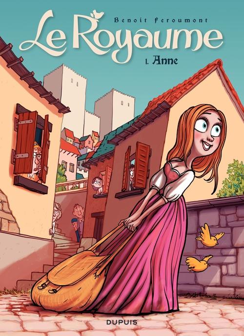 Le royaume t.1 ; Anne